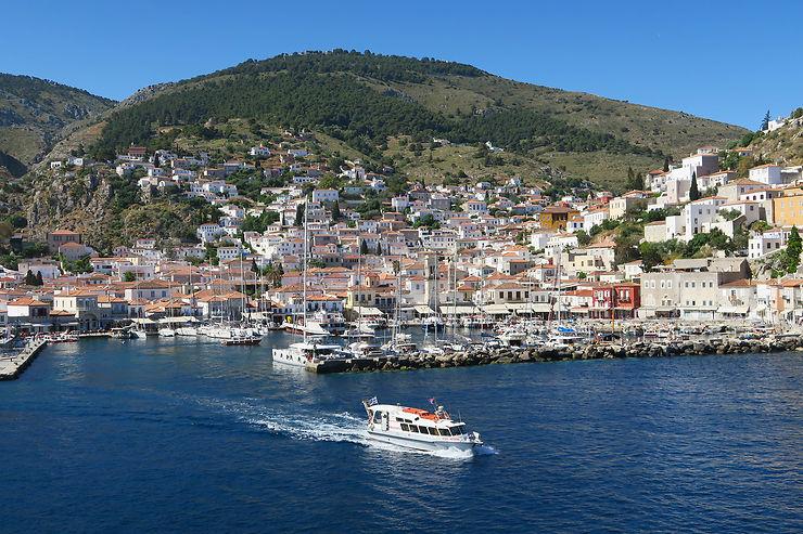Grèce : Hydra, le joyau des îles Saroniques