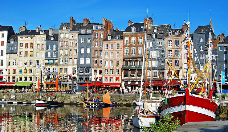 Où partir à moins de 100 km de Rouen ?