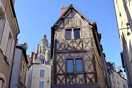 Maison à pans de Blois