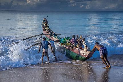 Les pêcheurs de Ranna