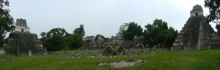 Balade à Tikal