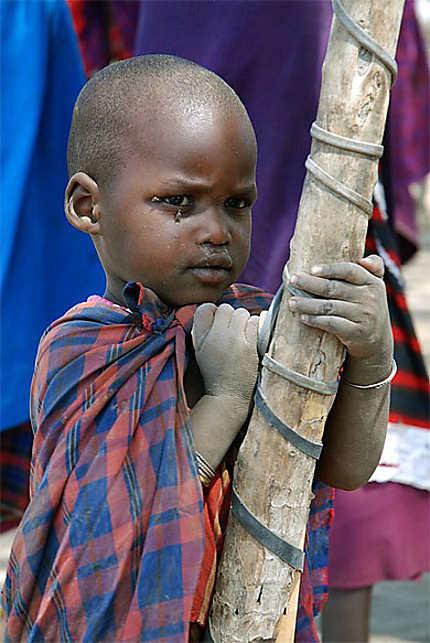 Enfant Masai