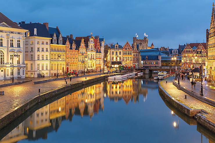 Van Eyck et les grands maîtres flamands à Gand, Bruges ou Anvers