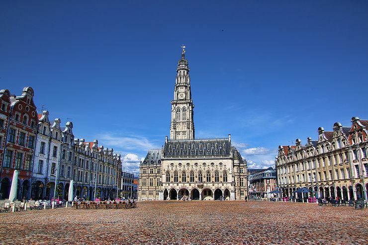 Où partir à moins de 100 km de Lille ?