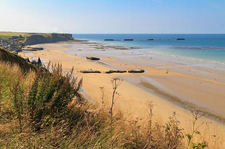 La Normandie, de l'Armada de Rouen aux plages du Débarquement