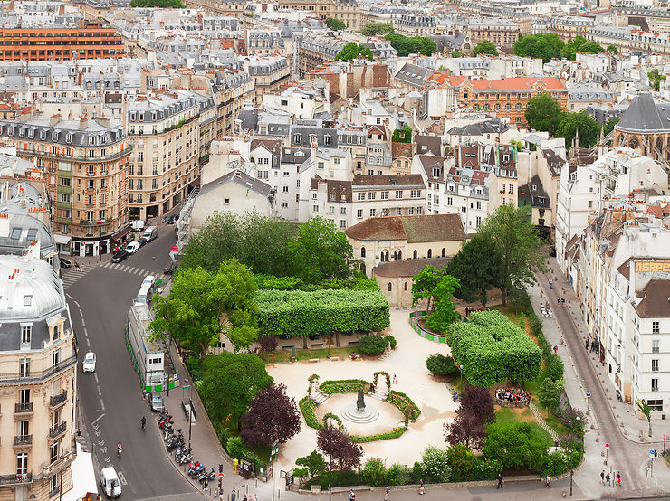 Déambuler au milieu des étudiants du Quartier latin, avant d'aller profiter du Jardin des Plantes.
