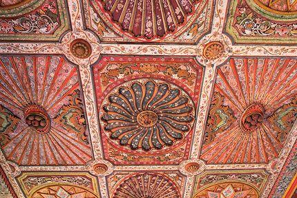 Alger - Palais des Raïs - Sublime plafond !!!