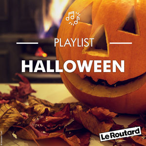 Playlist Routard Halloween