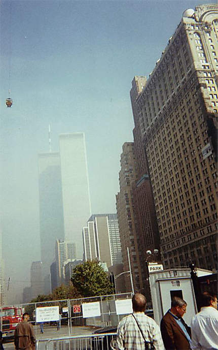 Avant le 11 septembre : le World Trade Center
