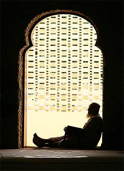 Mosquée Tuba à Karachi