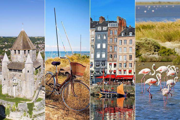 Où partir à moins de 100 km ? 52 week-ends en France