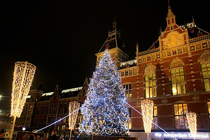 Gare centrale à Noel