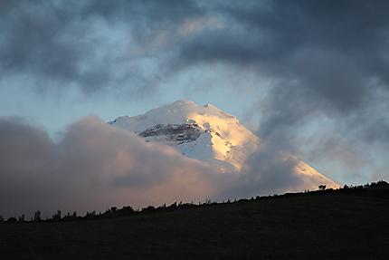 Le Cotopaxi 5890m