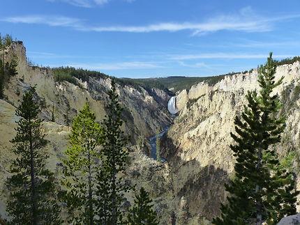 Grand Canyon du Yellowstone