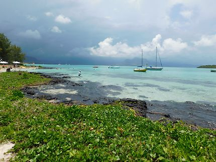 Paysage de l'Île Maurice