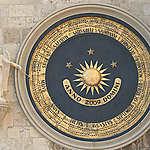 Un des calendriers du campanile de Messine