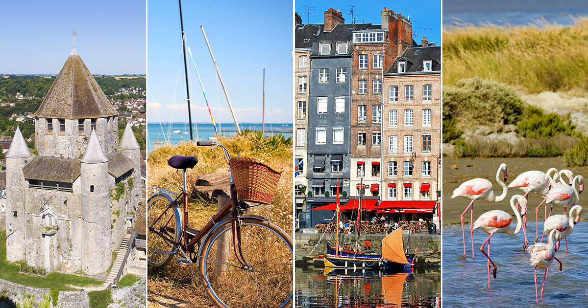 Où partir à moins de 100 km ? 52 week-ends en France : Idées week end - Routard.com