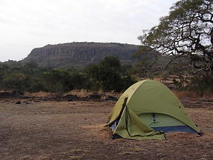Petit matin au mont Maci