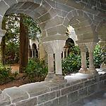 Monastère de Mon San Benet - Cloître