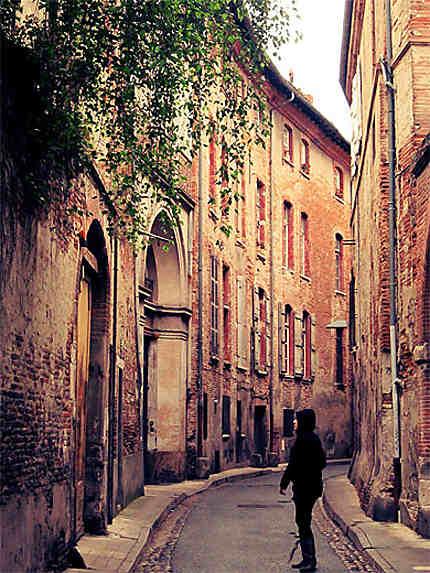 La vieille Toulouse