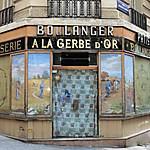 Boulangerie fermée