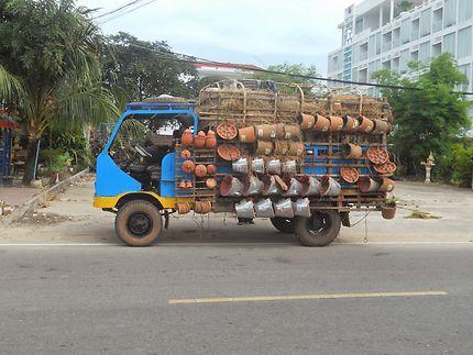 Camion potier