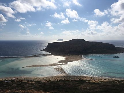 Presqu'île de Balos, Kissamos