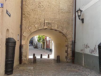 La porte suédoise