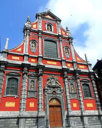 Rouge et baroque