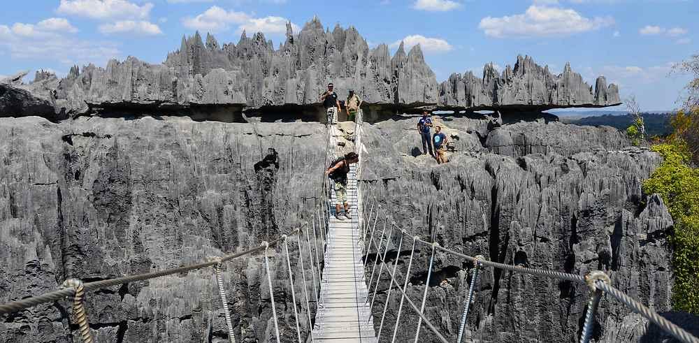 23 jours à Madagascar: Tana, les baobabs, les tsingy, Andasibe, Les Pangalanes, St Marie, Antsirabe
