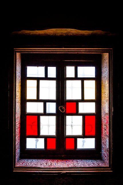 Alger - Palais des Raïs - Fenêtre