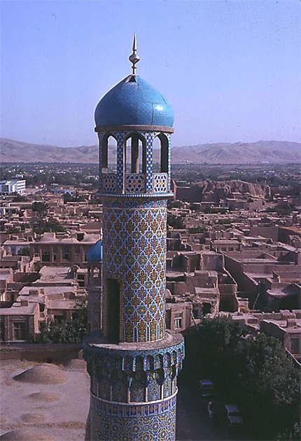 Afghanistan Hérat grande mosquée