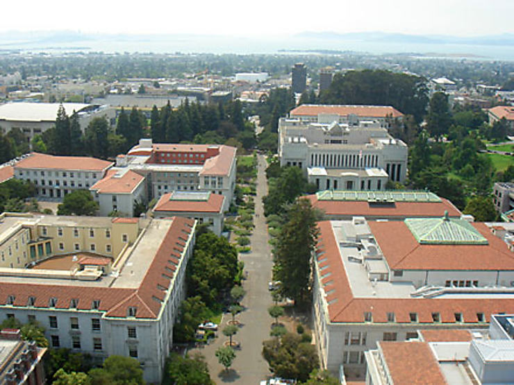 Berkeley, belle intellectuelle