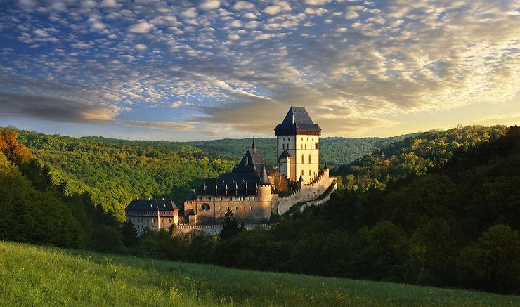 Voyage - La République tchèque, d'un château à l'autre
