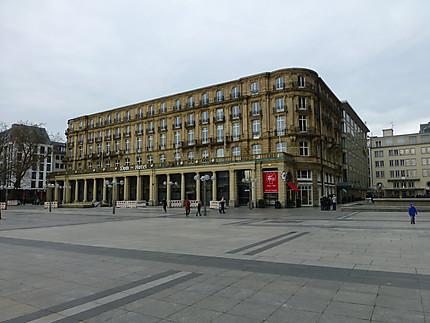 Cologne centre