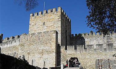 Castelo São Jorge (Château Saint-Georges)