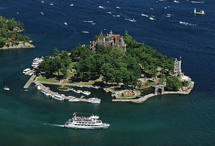 Toronto – Kingston et visite 1000 îles : 1 jour
