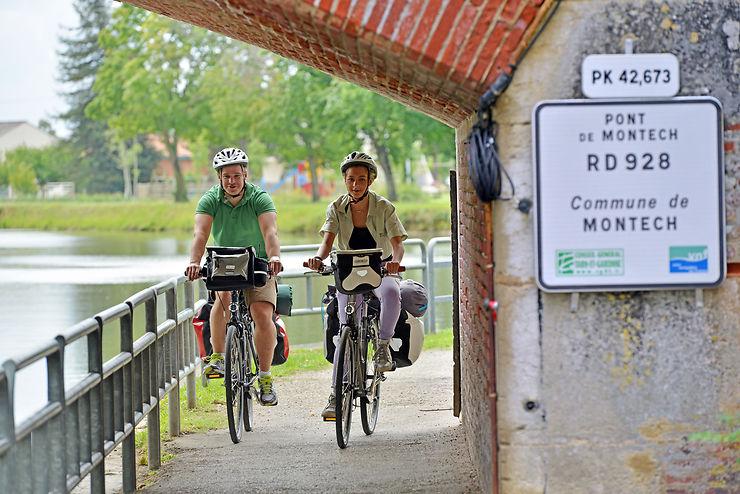 Le Canal des 2 mers à vélo : plus de 700 km à travers le Sud-Ouest