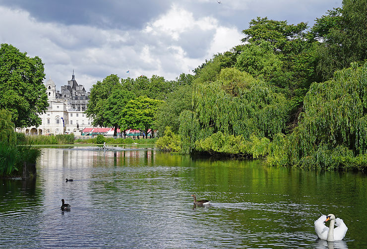 rencontres parcs à Londres