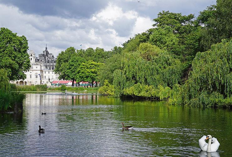 Londres verte : parcs, jardins et balades