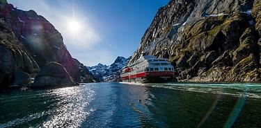 Croisière découverte de port en port - Norvège
