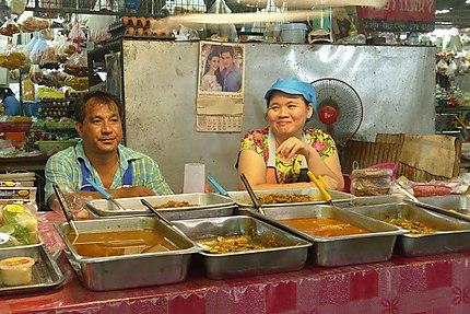 Le marché de Chiang Mai