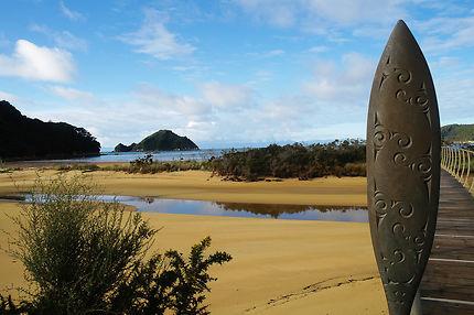Les rives du parc Abel Tasman