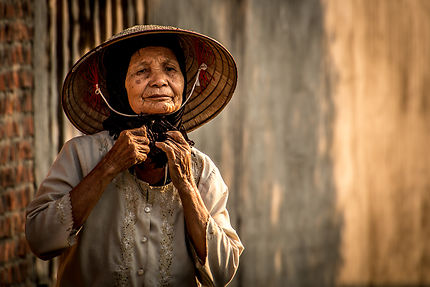 La vietnamienne du village