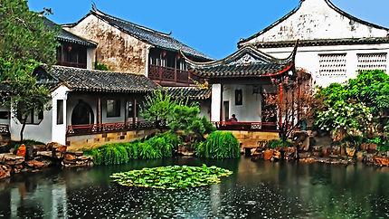 Jardin Zhouzhenyuan, Suzhou