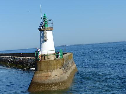 Le petit phare de l'île de Houat