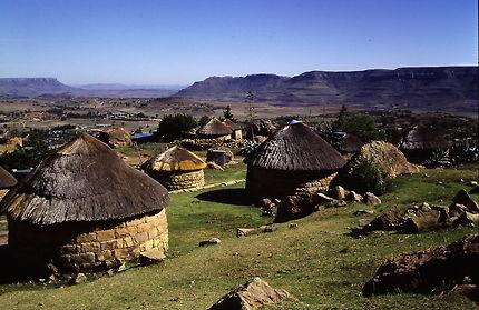 Morija au Lesotho