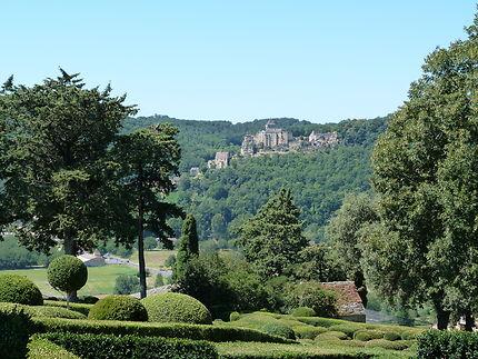 Le château de Beynac Périgord noir