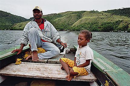 Vers un village de pêcheurs