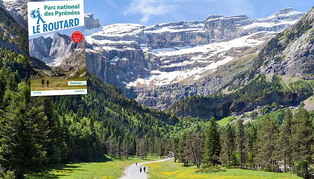 Le Parc national des Pyrénées avec le Routard bbsferrari - stock.adobe.com